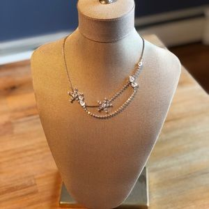 Brand New Swarovski Crystal Star Necklace/Choker